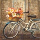 Meet Me at Le Cafe II Kunstdrucke von Danhui Nai