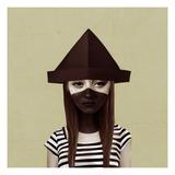 Ceci N'Est Pas Un Chapeau Prints by Ruben Ireland