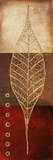 Fossil Leaves II Prints by Patricia Pinto
