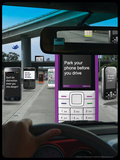 Distracted Driving poster Prints