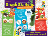 Snack Stations Poster Poster