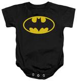 Infant: Batman - Classic Logo Strampelanzug