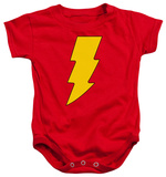 Infant: Shazam - Logo Infant Onesie