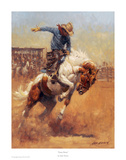 Dusty Bronc Prints by Andy Thomas