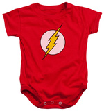 Infant: Flash - Logo Infant Onesie