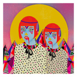 Less Human Everyday Giclee Print by Diela Maharanie