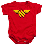 Infant: Wonder Women - Logo Mysoverall för småbarn