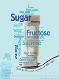 Sugar Synonyms Poster Photo