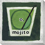 O Mojito Stretched Canvas Print
