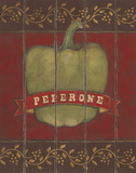peperone Poster by Stephanie Marrott