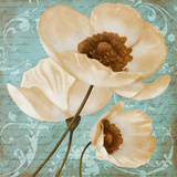 Afternoon Bloom I Prints by Vivien Rhyan