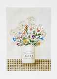 Flowers Rue Jacob Limited Edition by Mary Faulconer