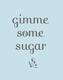 Sugar Posters