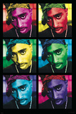 Tupac Shakur - Pop Art Prints