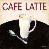 Cafe Moderne I Plakater av Marco Fabiano