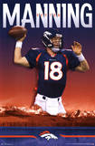 Peyton Manning - Denver Broncos Poster