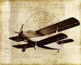 Flight Plans II Prints by Michael Marcon