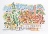 Florence Collectable Print by Wayne Ensrud