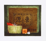 China Import Limited Edition by Mary Faulconer
