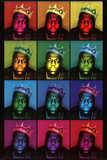 Notorious B.I.G. - Pop Art King Photo