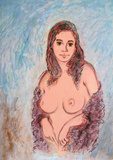 Nude 2 Limited Edition by Wayne Ensrud