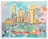 Manhattan II Limited Edition by Wayne Ensrud
