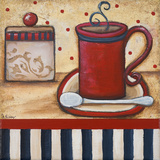 Granny's Kitchen II Prints by Gina Ritter