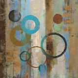 Bubble Graffiti I Kunstdrucke von Silvia Vassileva
