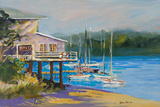 Bait Shack Prints by Jane Slivka