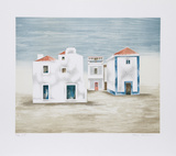 Algarve Landscape Limited Edition by Mary Faulconer