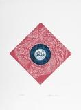 Geais bleus Edition limitée par Martin Barooshian