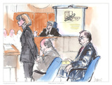 Madam Prosecutor Láminas por Mona Shafer Edwards