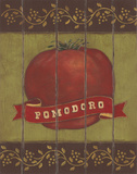 Pomodoro Poster by Stephanie Marrott