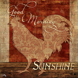 Good Morning Sunshine Posters by Elizabeth Medley