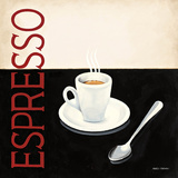 Cafe Moderne IV Prints by Fabiano Marco