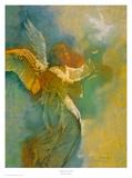 Angel and the Spirit Posters par Michael Dudash
