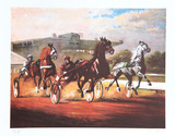 The Red Mile Collectable Print by Helen Hayse