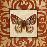Moroccan Butterfly I Prints by Patricia Quintero-Pinto