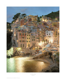 The Charm of Italy Print by Rod Chase