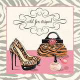 Wild for Stripes Prints by Fabiano Marco