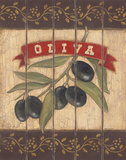 Oliva Poster von Stephanie Marrott