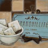 Bath Shoppe II Affiches par  Hakimipour-ritter