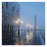 Piazza San Marco Prints by Rod Chase
