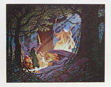 Gandalf the White Limited Edition by Tim and Greg Hildebrandt
