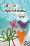 Hopes and Dreams Prints by Linda Woods