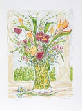 Flower Arrangement Limited Edition by Beverly Hyman