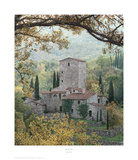 Tuscan Tower Posters par Rod Chase
