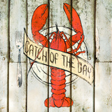 Catch of the Day Square Posters