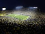 University of Michigan - Michigan 35, Notre Dame 31 Photographic Print