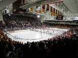 Boston College - The Conte Forum Photographic Print by John Quackenbos